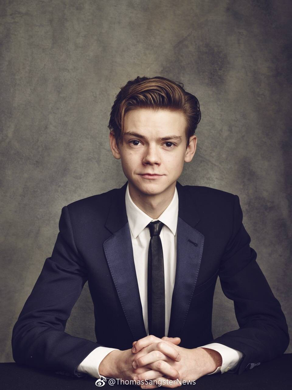 Thomas Sangster (born 1990) Thomas Sangster (born 1990) new photo