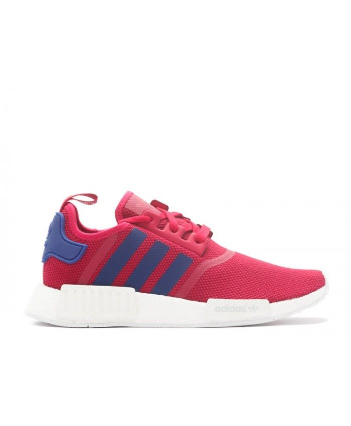 Chaussure ADIDAS NMD R1 J (GS) Maillage Violet Rose S80205