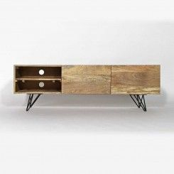 meuble tv mdf 4 tiroirs asym trique scandigraphik meubles tv pinterest meuble tv tv et tiroir. Black Bedroom Furniture Sets. Home Design Ideas