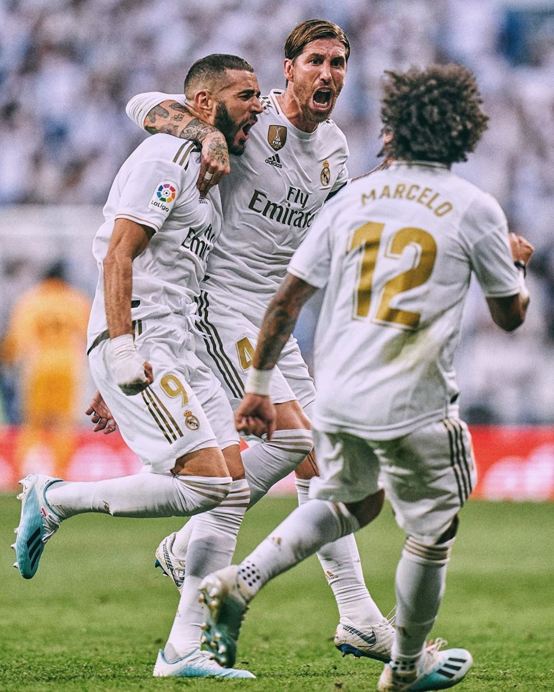Crédit football__hqs Football/Sport Barcelone/Real