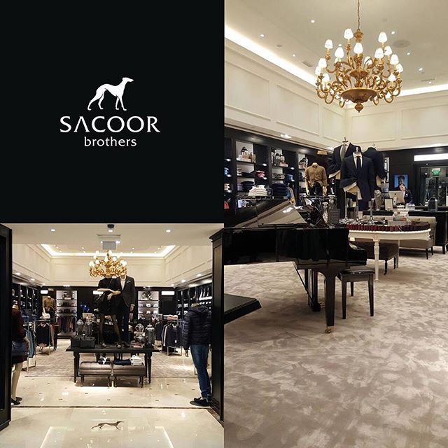 Sacoorbrothers Sacoor Brothers Is Now Open At Mall Of Qatar We Welcome You To Experience European Service And Fashion Gentleman Brother Fashion