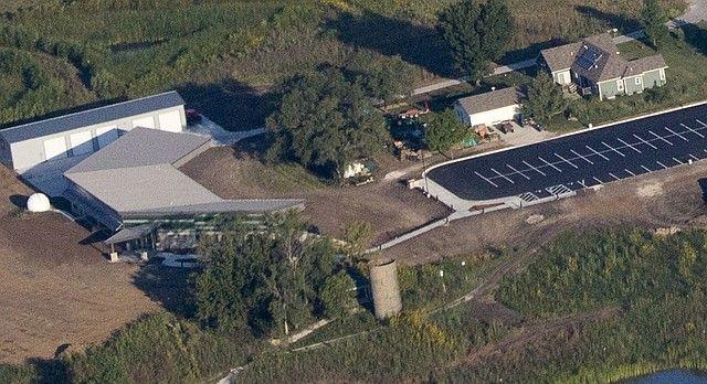 Baker Wetlands Discovery Center To Open Soon Wetland Steel Buildings Brick Facade