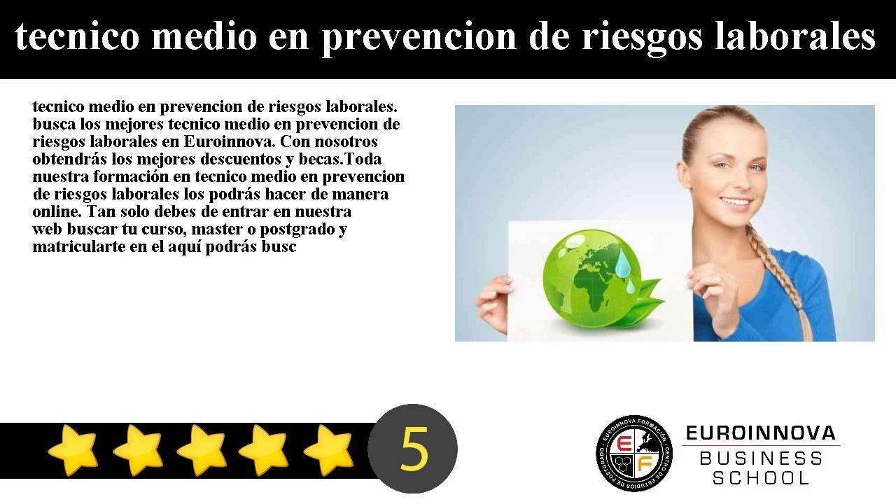 Pin De Juan Sanchez En Tecnico Medio En Prevencion De