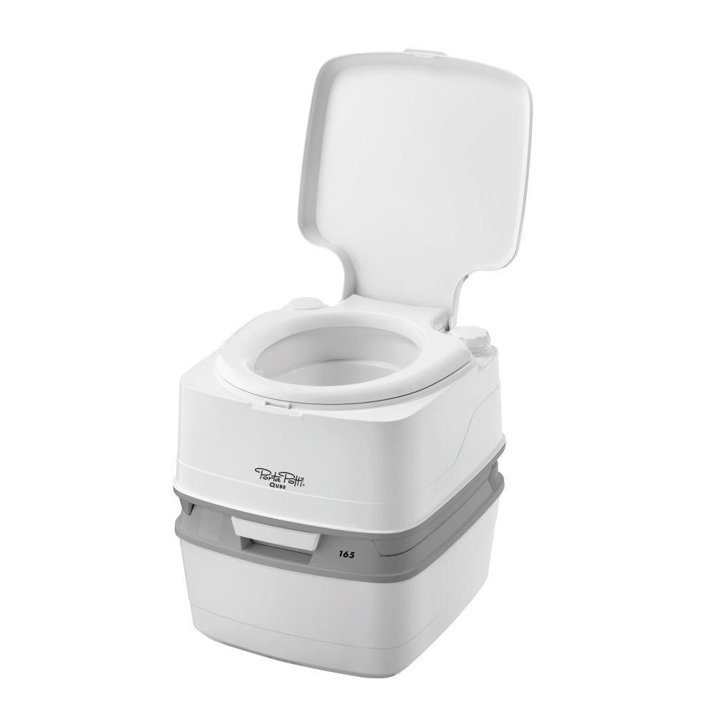 Wc Chimique Portable Porta Potti Qube 500364 Toilettes Chimiques Toilettes Toilettes De Camping
