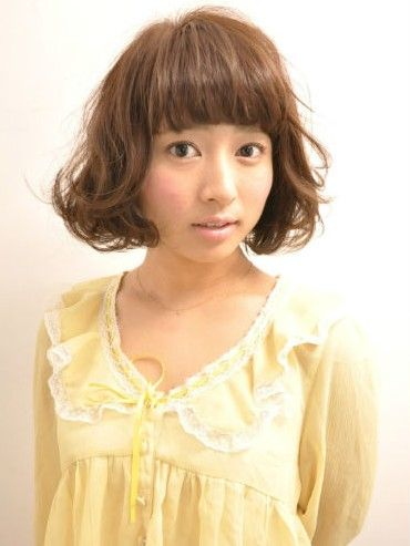Japanese Bob haircut   Japanese hairstyle, Bob hairstyles, Asian haircut