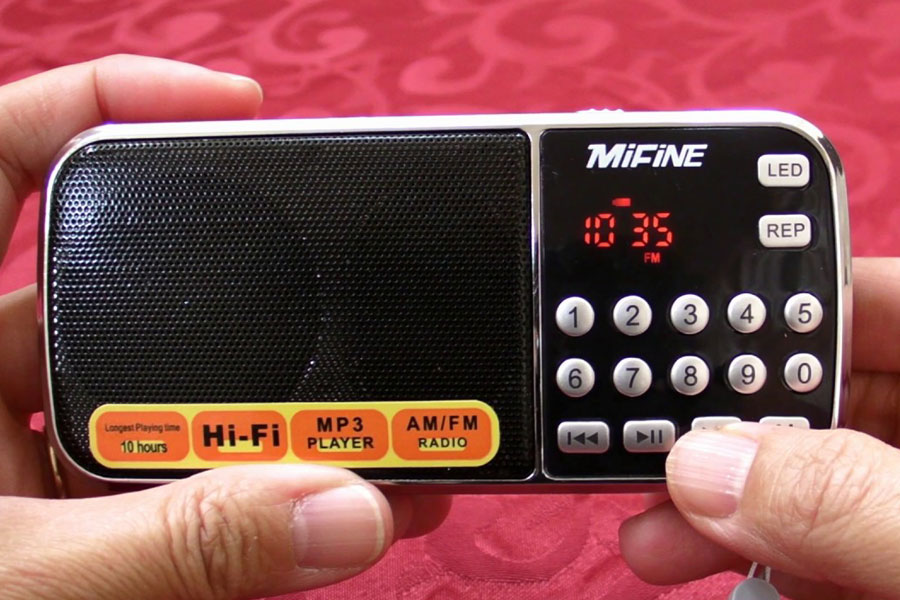 Best Pocket Radios in 2020 Pocket radio, Radio band