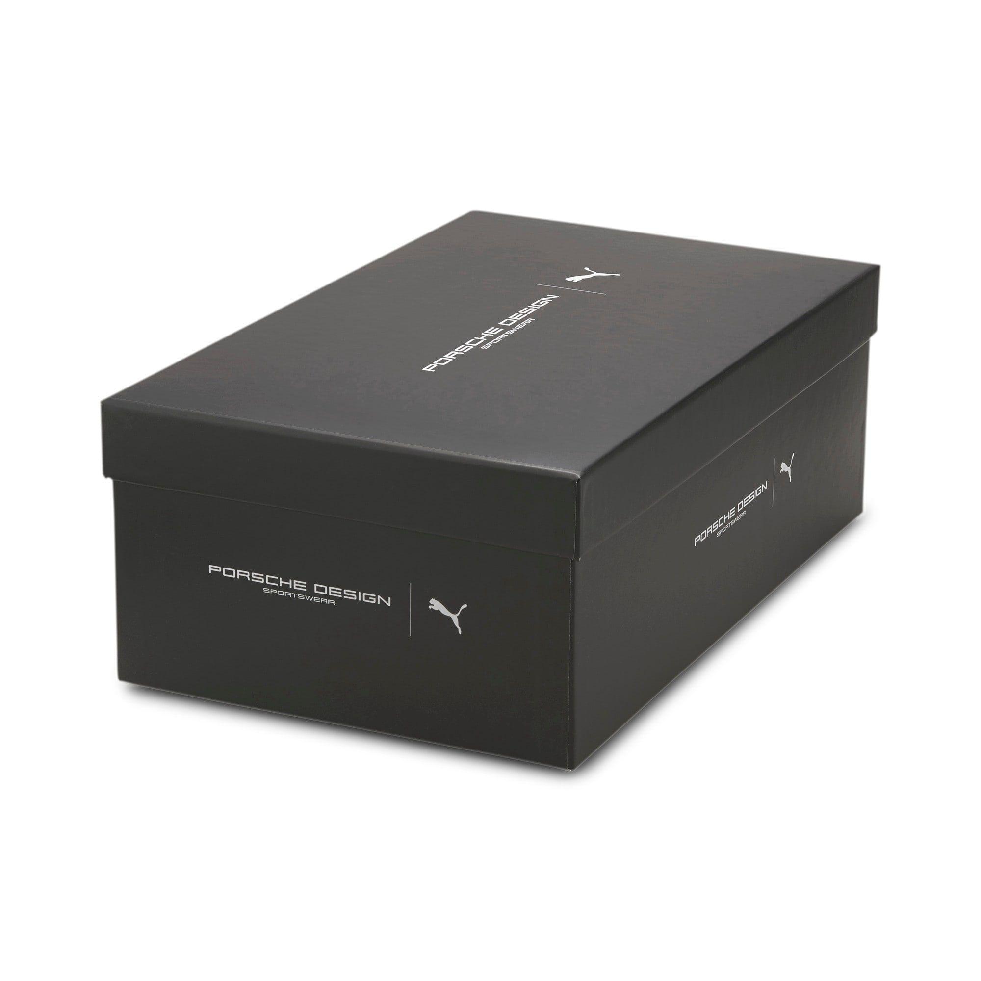 PUMA Porsche Design Hybrid EvoKnit Mens Trainers in Jet BlackJet BlackJetblack size 105