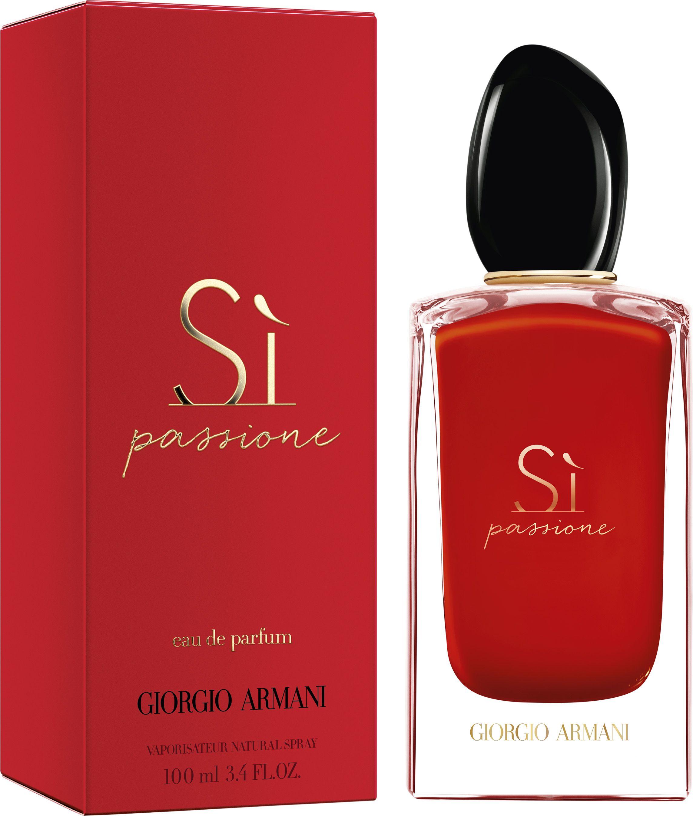 80de6fddb8d Giorgio Armani Beauty Si Passione Eau de Parfum 100 ml