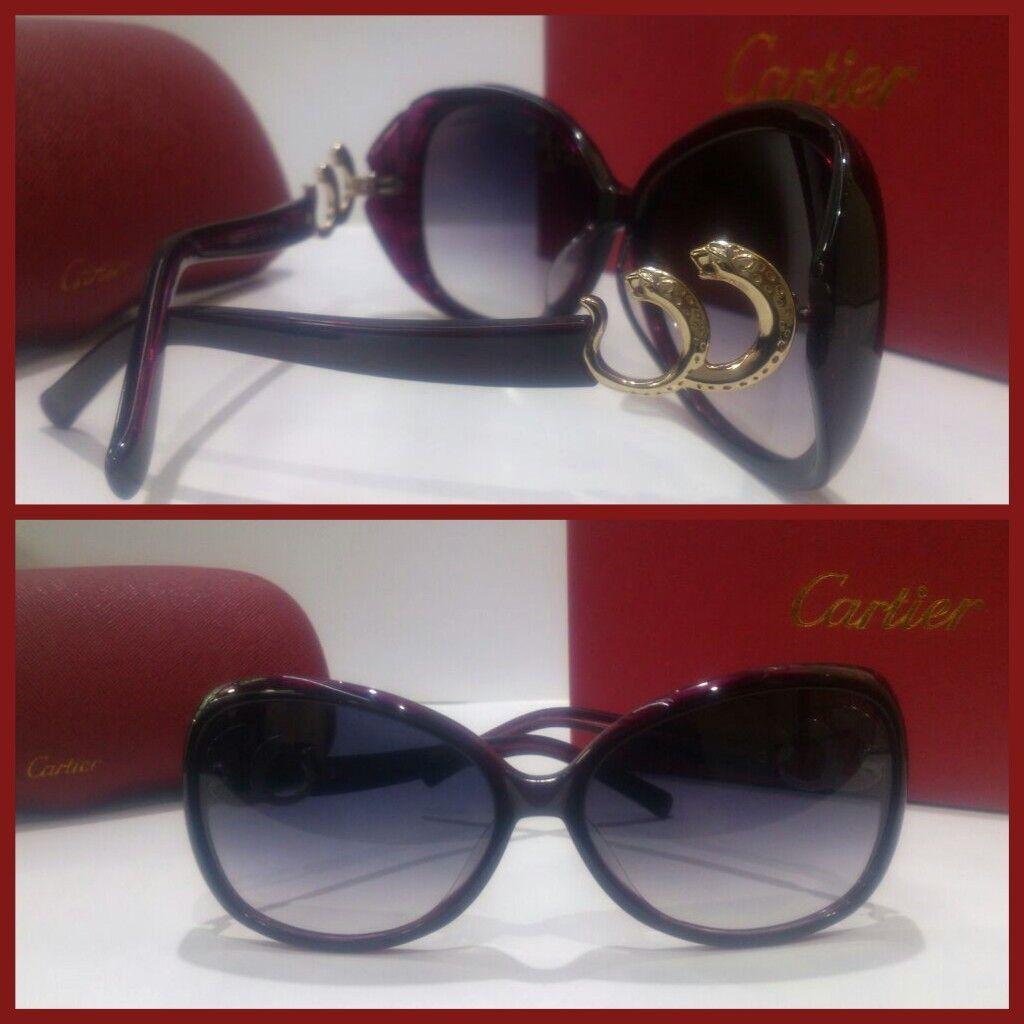 fbccea239 كارتييه Cartier | بعض النظارات المعروضة الآن في محل إفرست للنظارات ...