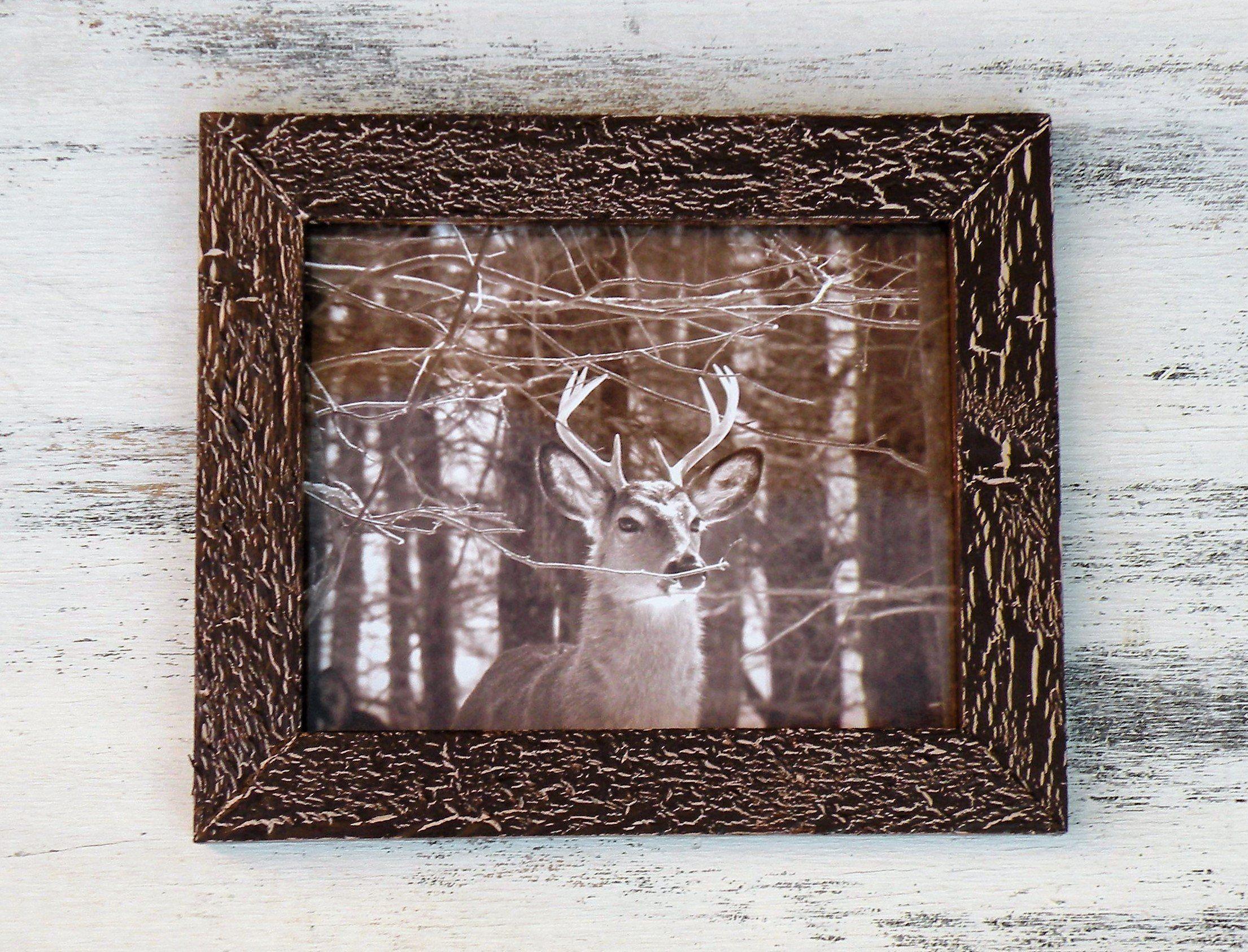 Distressed Wood Picture Frames. Distressed-Coastal-Vintage-Wooden ...