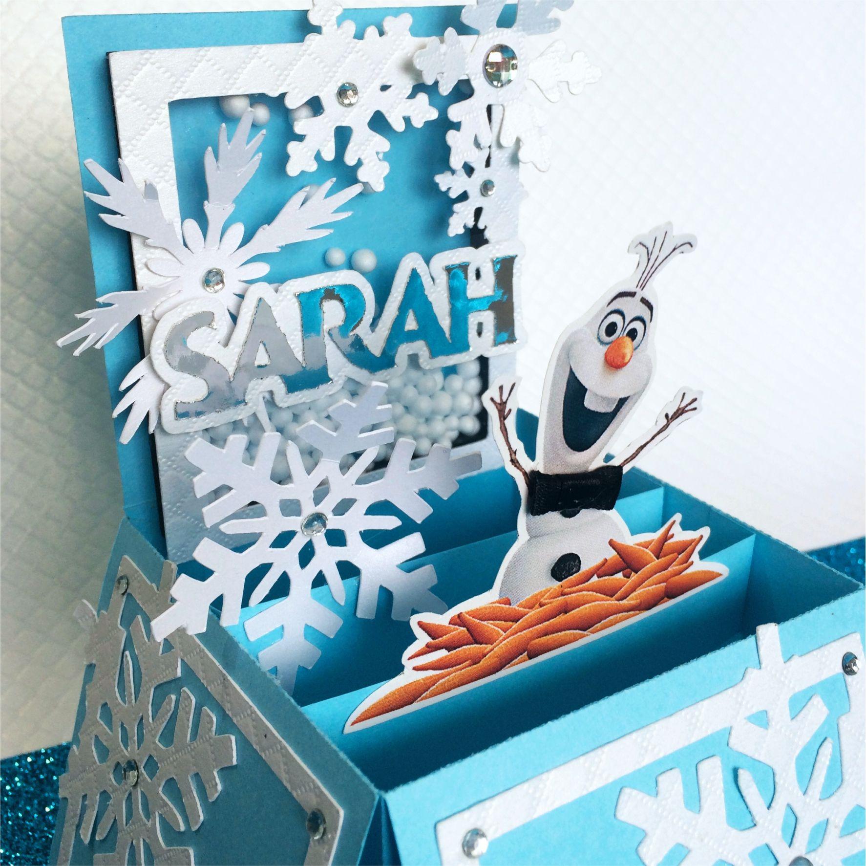 Disney S Frozen Olaf Box Favor Box Candy Bar Box Caja De Olaf De Frozen Disney Ideal Para Dulces O Recuerdos Party Girl Cajas Decoradas Cajas Frozen