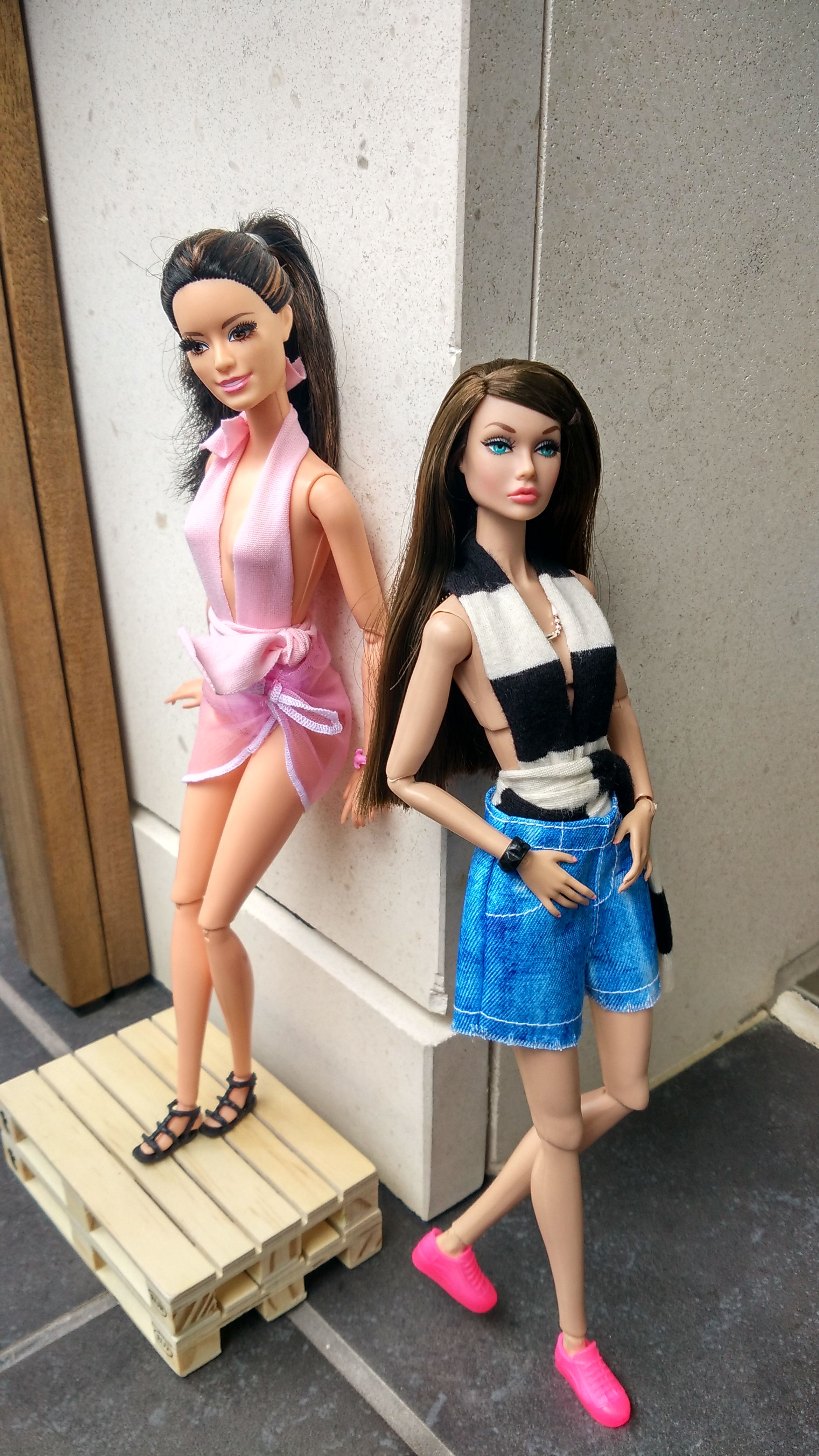 9738d1fcf946 Ropa y accesorios para Barbie y nuestras historias. Bañadores para ...