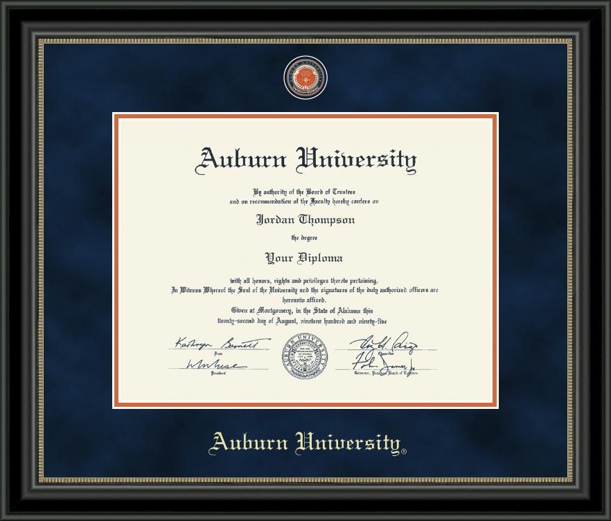 Auburn University Diploma Frame | University diploma, Moldings and ...