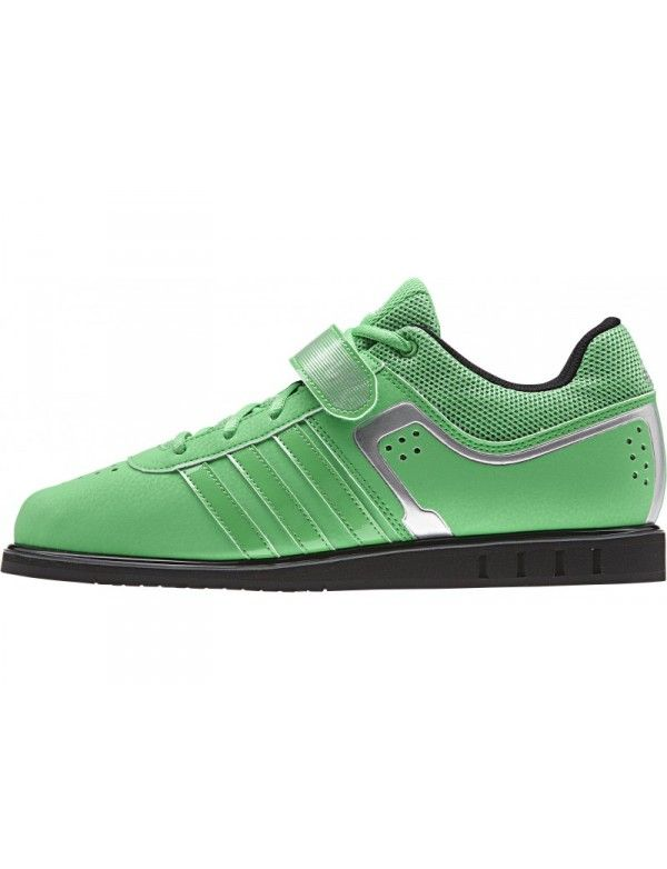 112127fb38241a adidas Powerlift 2.0 Mens Weight Lifting Shoes - Green
