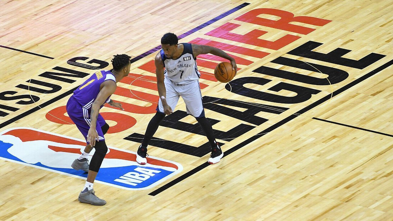 2017 NBA Summer League Teams, schedules and latest news
