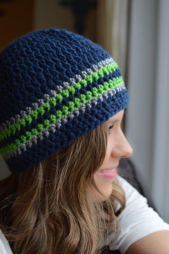 1454e82f4e4239 Seattle Seahawks by thislittleGIFTshop @Lori Bearden Bearden Windle I need  this!