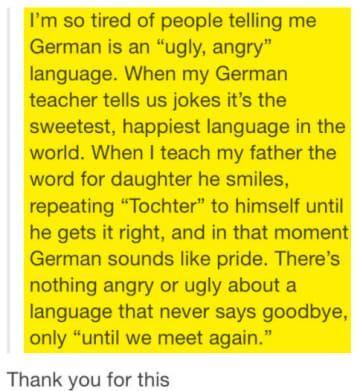 Photo of 19 Beweise, dass Deutsch eine seltsame, aber auch grandiose Sprache ist