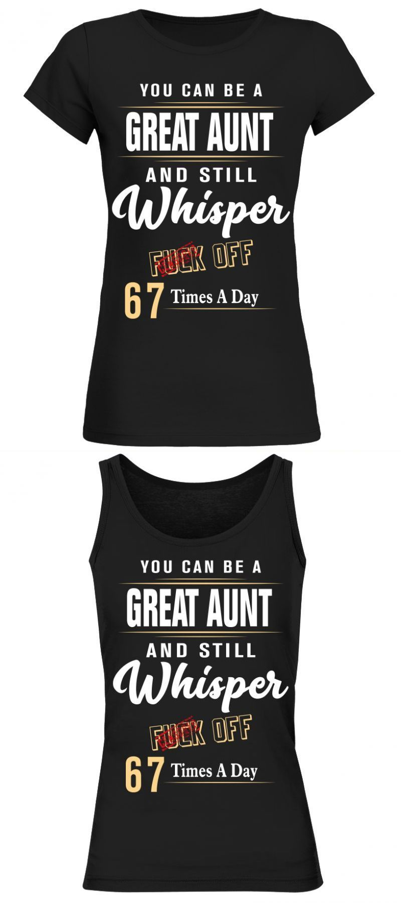 I have a crazy aunt t shirt you can be a great aunt funny