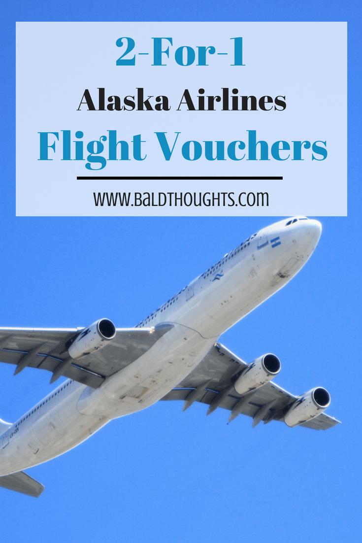 2 For 1 Alaska Airlines Flight Vouchers At A Baseball Game Travel