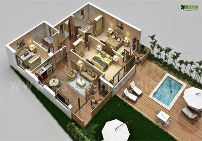 3d Floor Plan Design Interactive 3d Floor Plan House Designs Exterior Luxury House Plans Architectural Design Studio