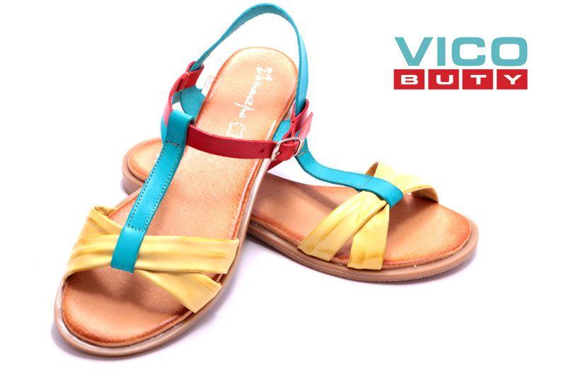 Maciejka 2219 Ad 20 Sandaly Damskie R 41 Sale 4330544849 Oficjalne Archiwum Allegro Shoes Sandals Fashion