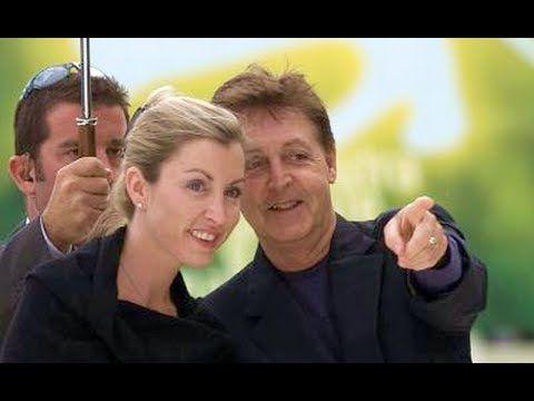 Paul McCartney Visit In Venezia 2001
