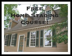 Free Home Staging Course Yes It Is Absolutely