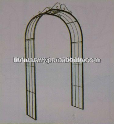 #iron Arch Garden Gate , #garden Arch Wrought Iron Gate And Fence, #