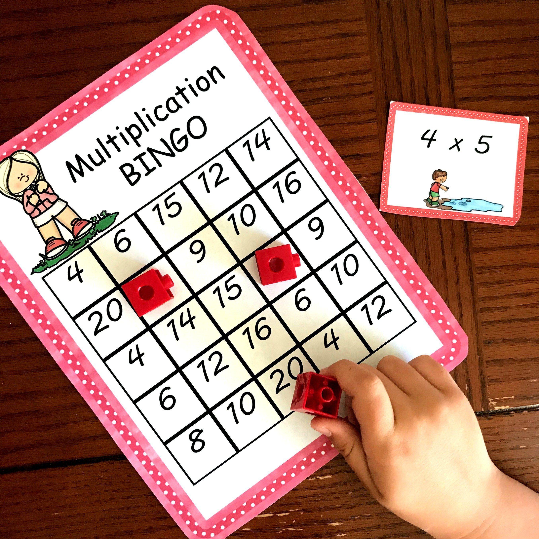 Multiplication Bingo