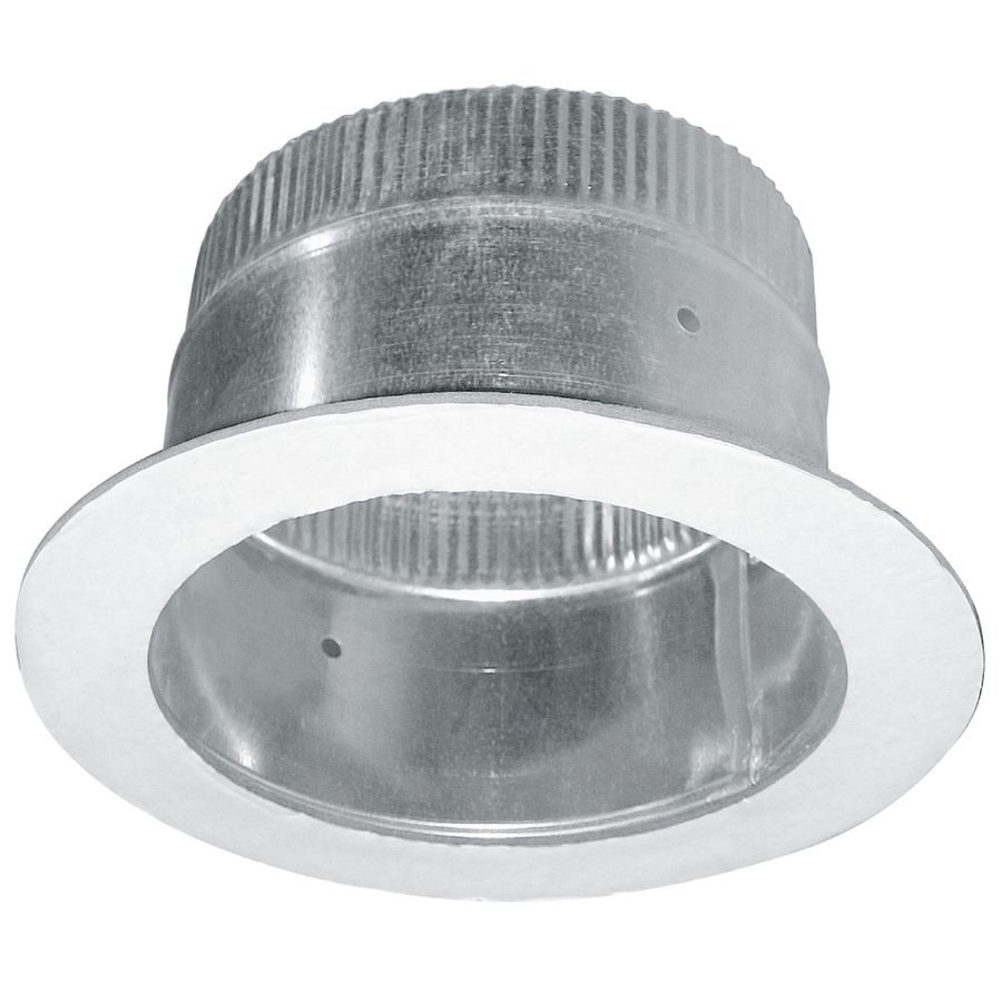 Imperial 12 In Galvanized Steel Airtight Adhesive Duct Take Off Hvac Duct Galvanized Steel Duct