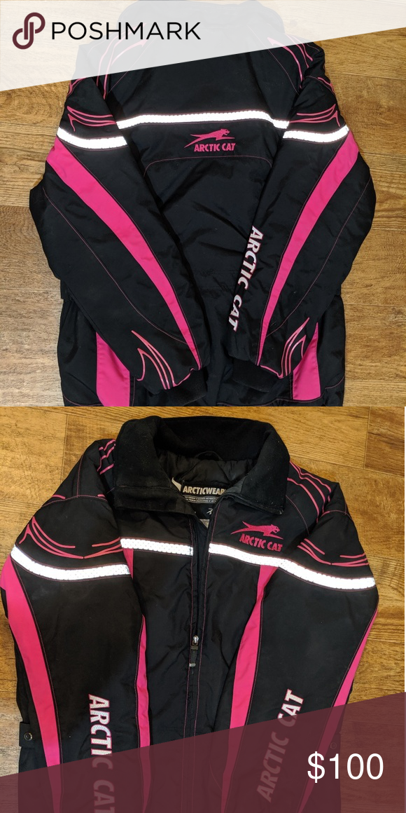 Arctic Cat Snowmobile Jacket Jackets, Jackets for women