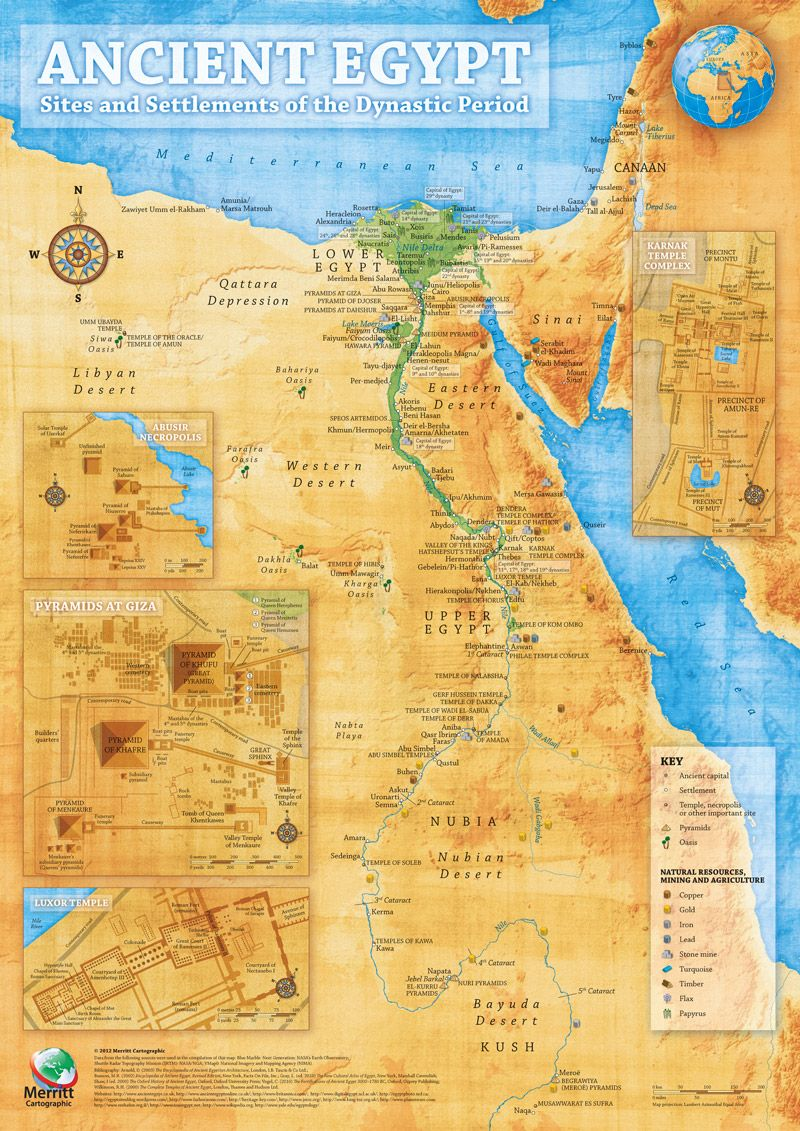 Ancient Egyptian Map - Ancient Egypt Photo (37472440) - Fanpop ...