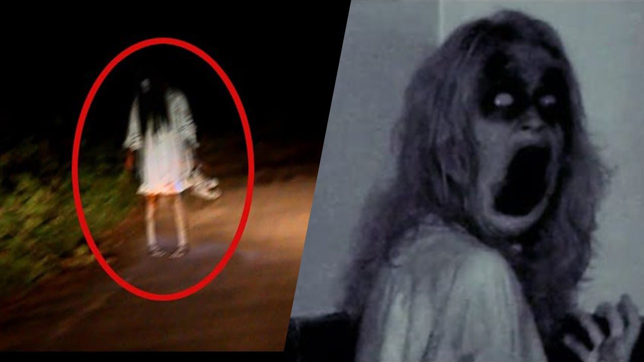 Top 10 Haunting Ghost Sightings Caught On Tape | Scary ...