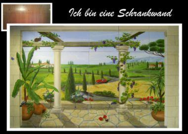 Wandbild5d Schrankwand
