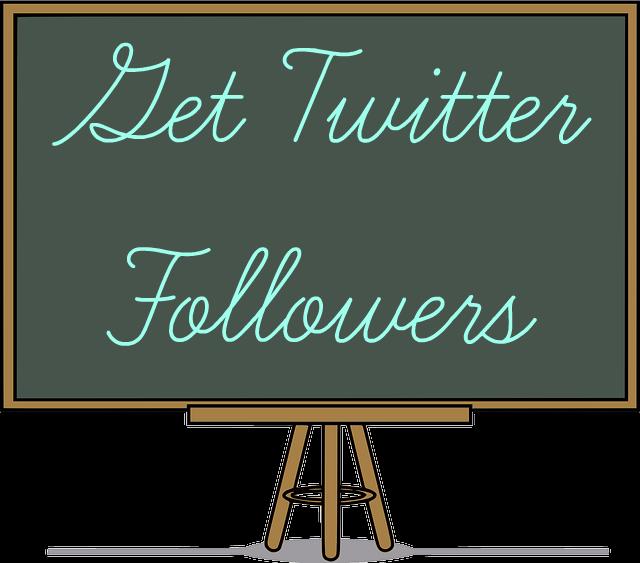 Get Twitter Followers!