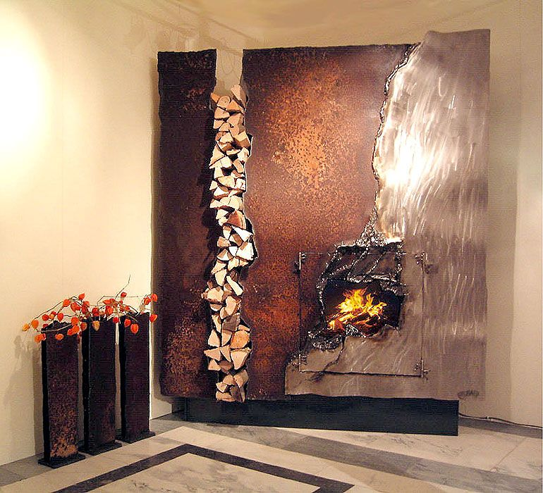 Artistic Fireplace Artistic Fireplace Mantels Unique