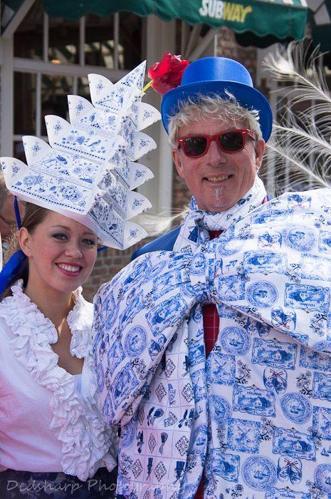 Delfts Blauwe Zitzak.Delfts Blauw With A Twist Kunst Karakter Foto Dedsharp Blauw