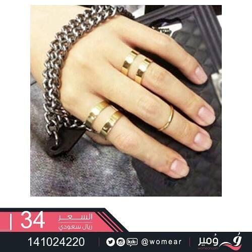 تشكيلة كبيرة من الخواتم العصرية اكسسوارات خاتم بناتي تراكي زينة ستايل اناقة كشخة خواتم فاشن Italian Charm Bracelet Charm Bracelet Jewelry