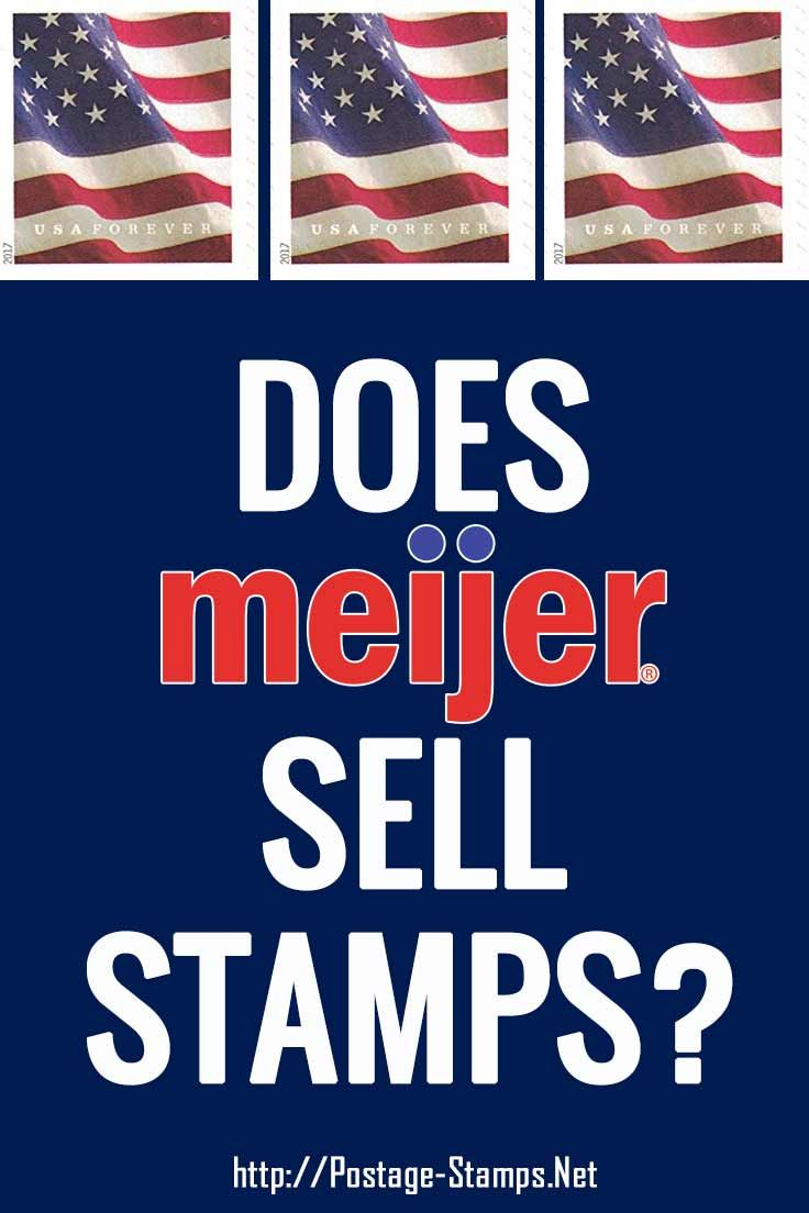 Gentil Does Meijer Sell Stamps? Find Out If Meijer Sells Stamps And Get Info And  Pricing At The Store Near You.