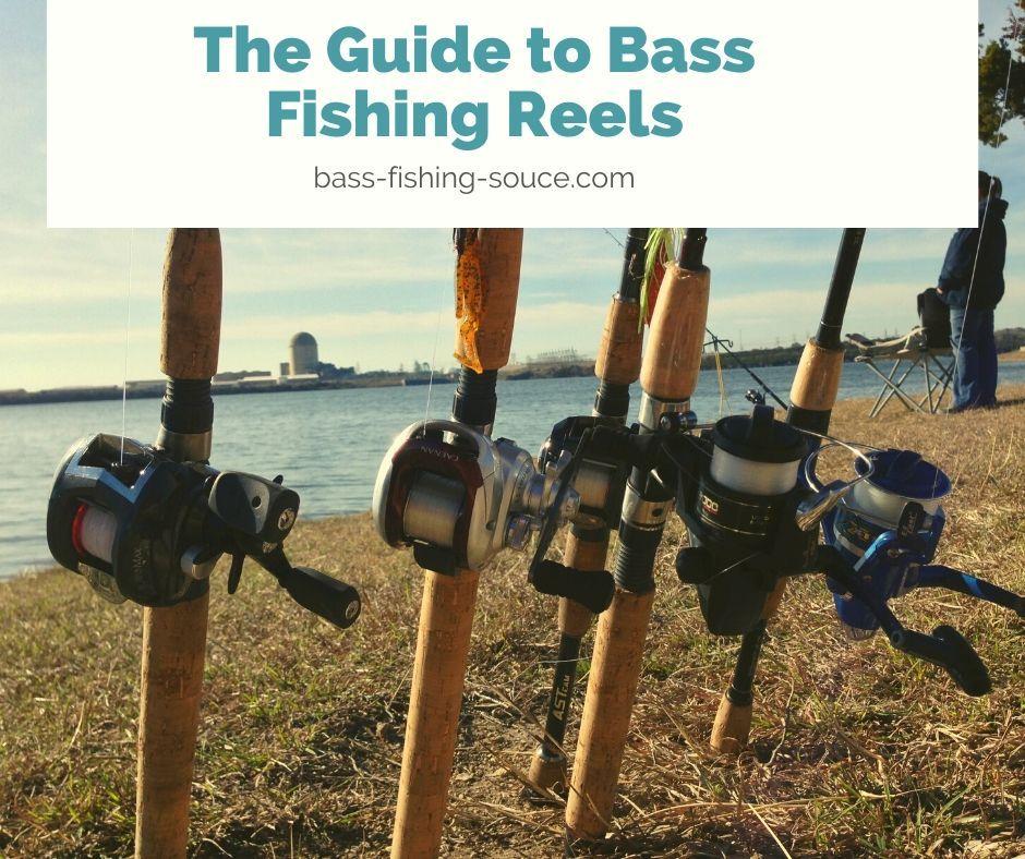 Bass Fishing, Fishing Reels, Bass