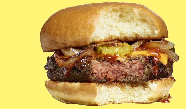 Food Writer Fooled by New Animal-Free Burger