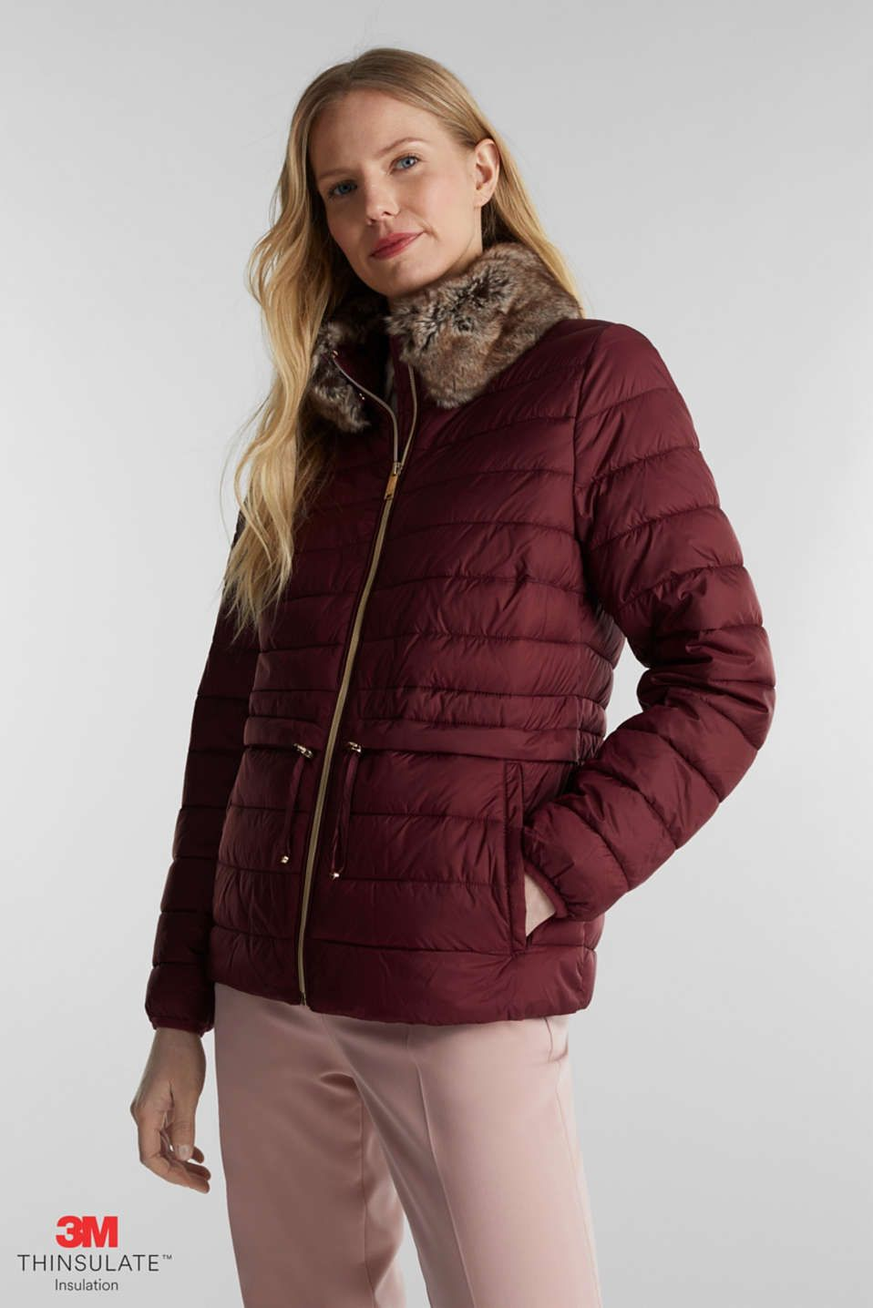 Esprit Recycled 3m Thinsulate Jacket At Our Online Shop In 2021 Jackets Warm Winter Jackets Shopping Outfit [ 1436 x 958 Pixel ]