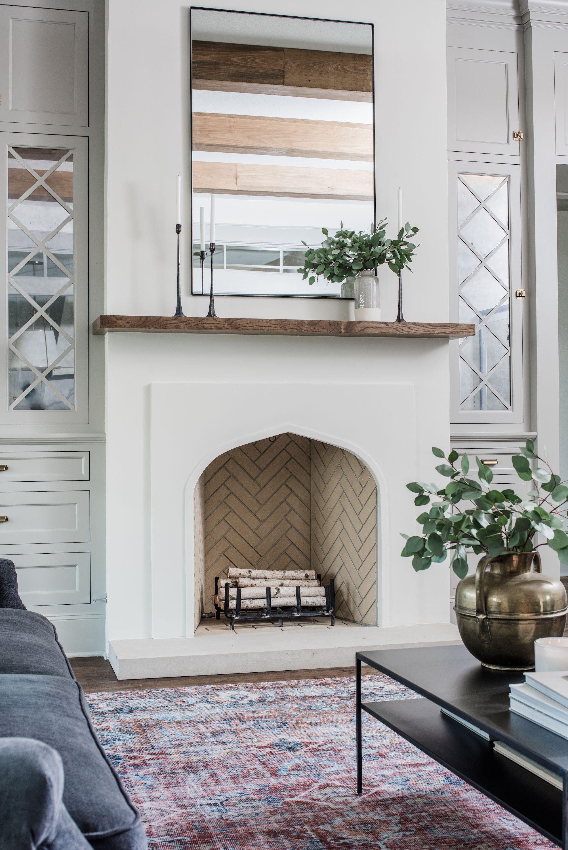 Magnolia Design Construction Living Room Chip Joanna