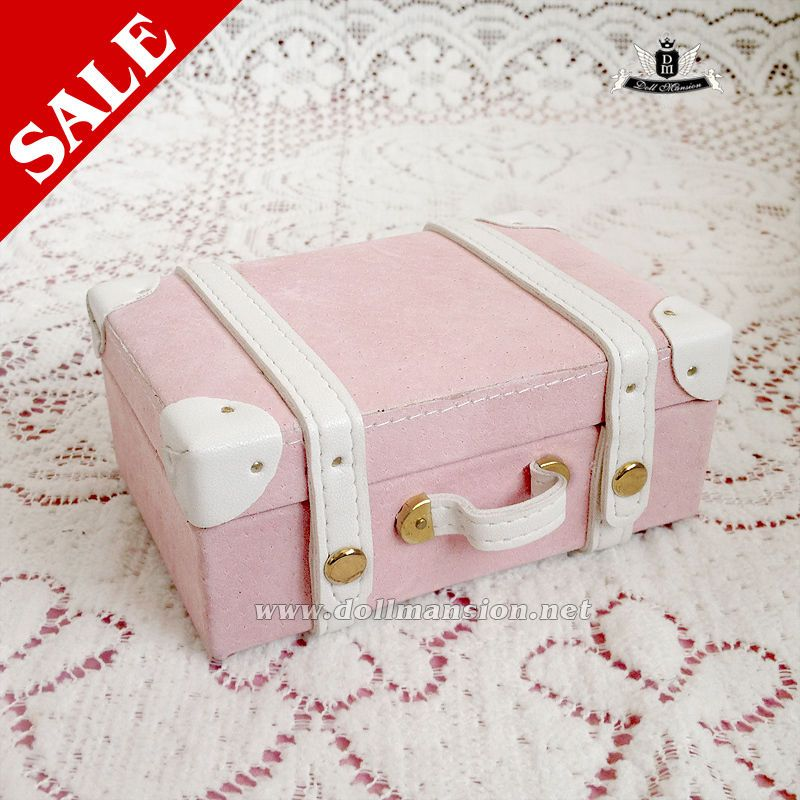 BJD Suitcase  bjd, doll, sd, msd  musical instrument, doll Watch