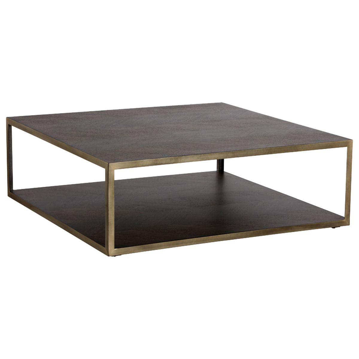 Zenn Mara Square Coffee Table Coffee Table Coffee Table Square