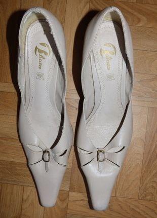 3e8c26f4019 À vendre sur  vintedfrance ! http   www.vinted .fr chaussures-femmes escarpins-and-talons 21442150-chaussures-beiges-bata