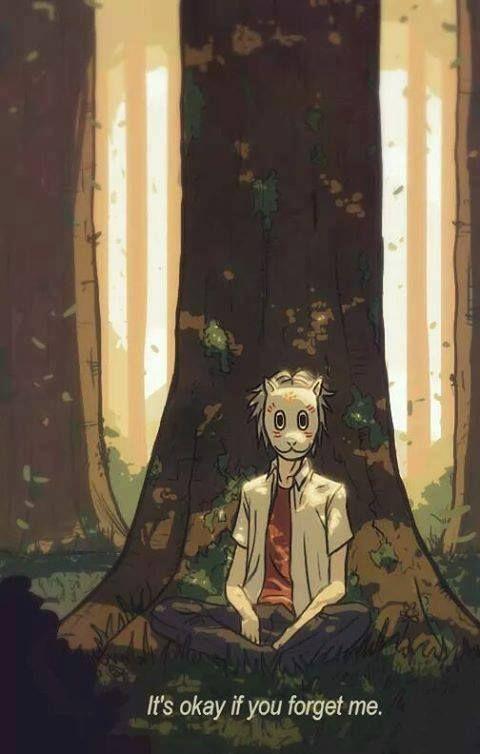 Anime / Movie: Hotarubi no mori E-#AnimeMovieHotarubi #japonaise #mori