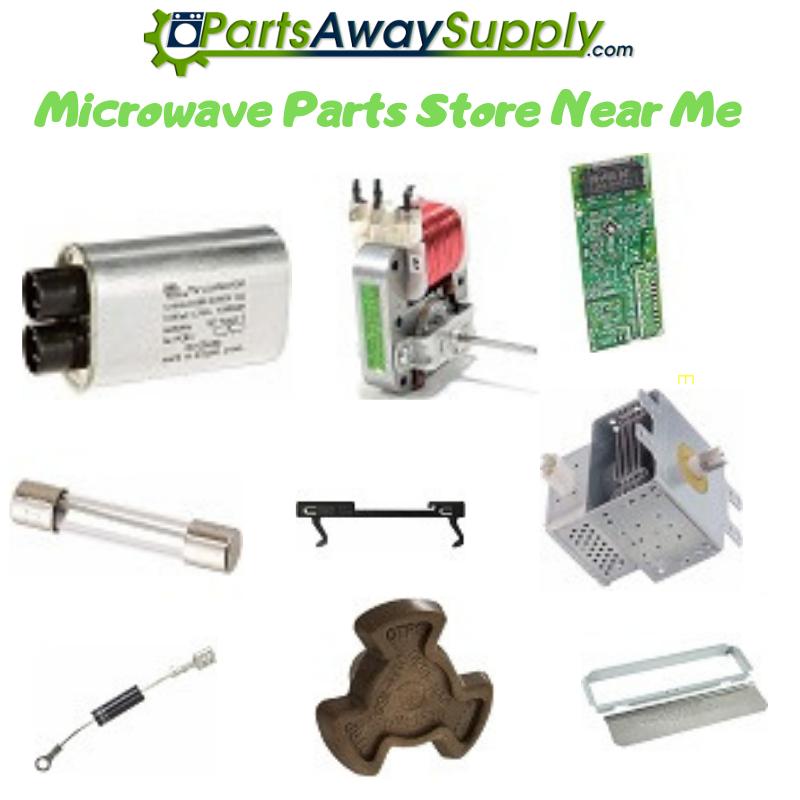 microwave repair parts microwave