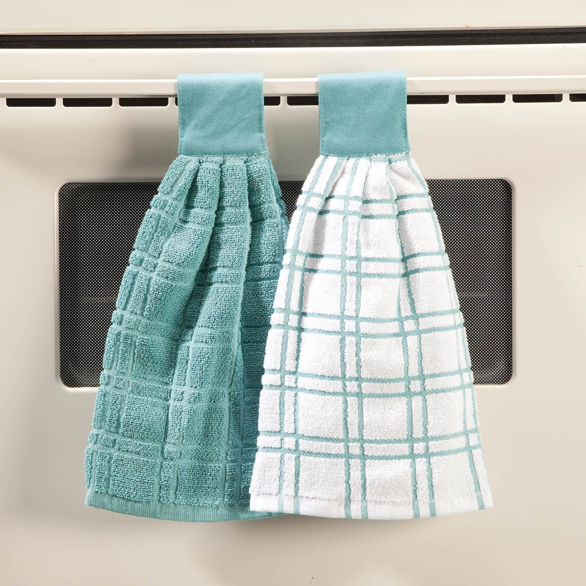 Cotton Hanging Towel Solid With Images Hanging Towels