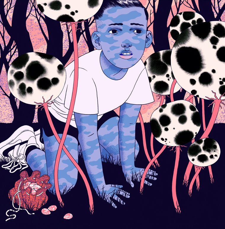 Illustrator and graphic designer based in Helsinki, Finland. — EERO LAMPINEN